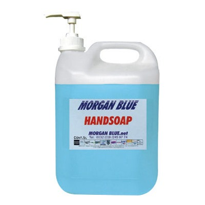 Morgan Blue Handsoap 5000cc