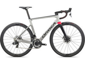 Orbea Orca M11eLTD 47 Grey-Red  click to zoom image