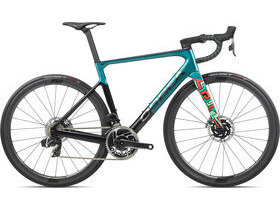 Orbea Orca M11eLTD 47 Jade Green-Black  click to zoom image
