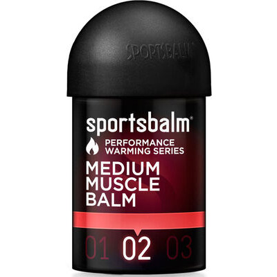 Sportsbalm Performance Warming Series Medium Muscle Balm 150ml