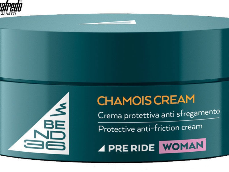 Bend36 Womens Chamois Cream 150ml click to zoom image